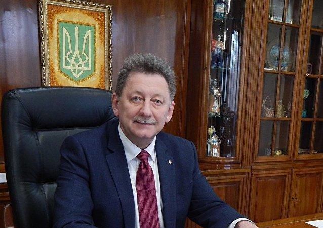 乌克兰驻白俄罗斯大使伊戈尔·基济姆