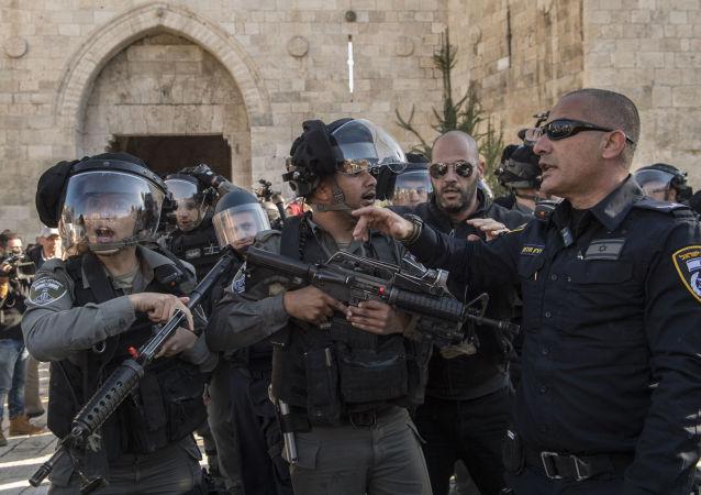以军宣布逮捕15名包括涉恐嫌疑人在内的巴勒斯坦人