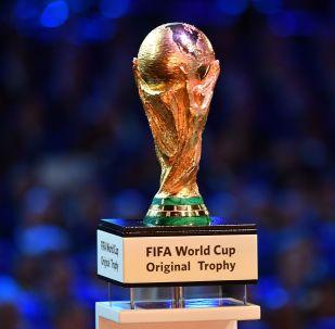 世界杯足球赛奖杯
