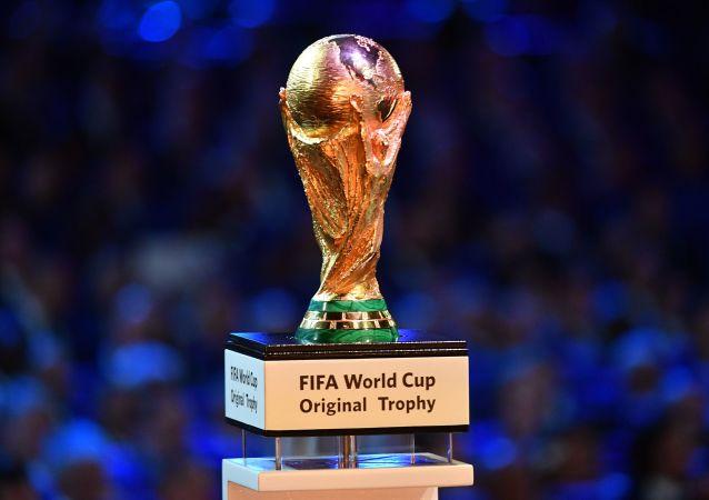 世界杯足球賽獎杯