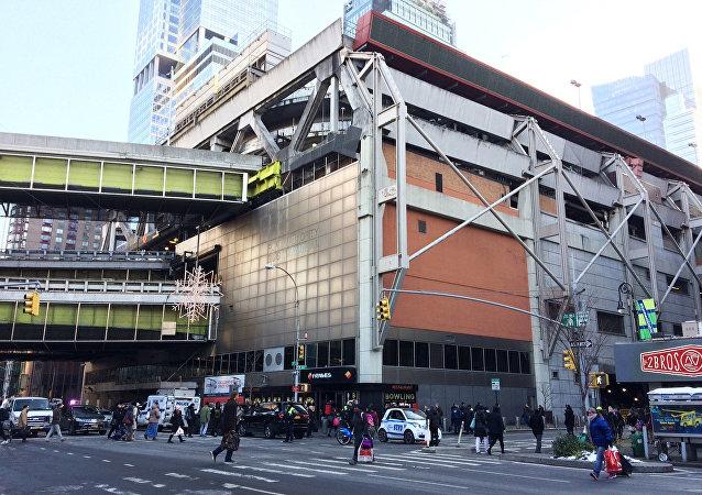 美国消防部门:纽约爆炸中的受伤人数已增至4人