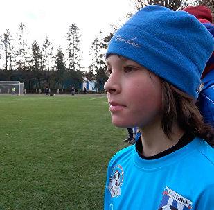 俄罗斯加里宁格勒举行24小时马拉松足球赛