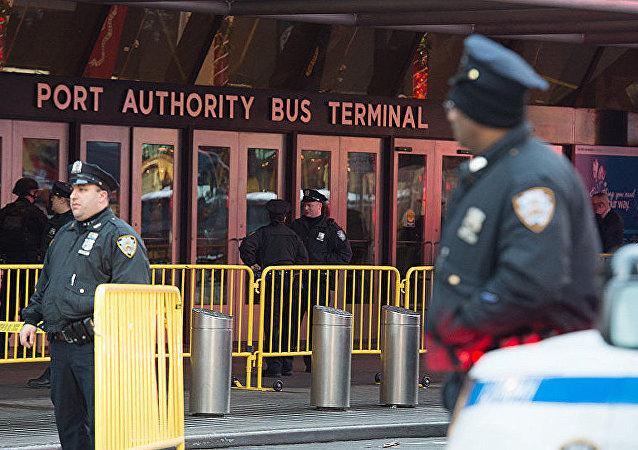 媒体:纽约爆炸案嫌疑人承认其通过互联网受到IS思想的启发