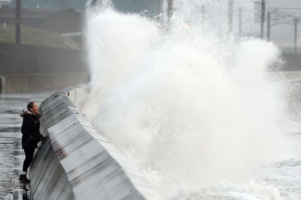 颶風奧菲莉婭