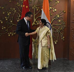 中印在努力克服「信任赤字」