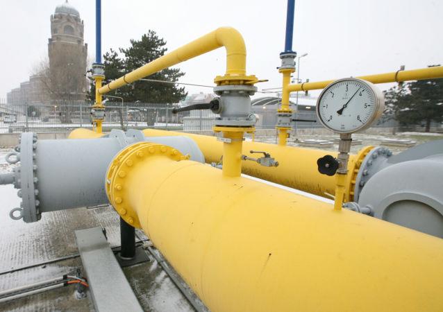 奥地利天然气分销站