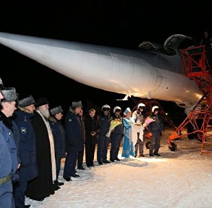 打擊在敘「伊斯蘭國」武裝分子的俄轟炸機返回摩爾曼斯克州