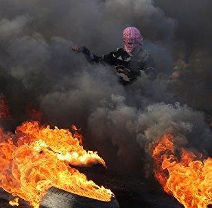 哈馬斯已經宣佈開始第三次起義