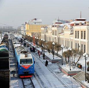俄羅斯外貝加爾鐵路