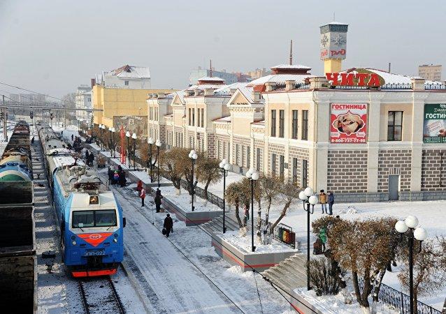 俄罗斯外贝加尔铁路
