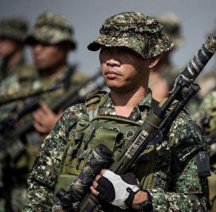 菲律賓軍人