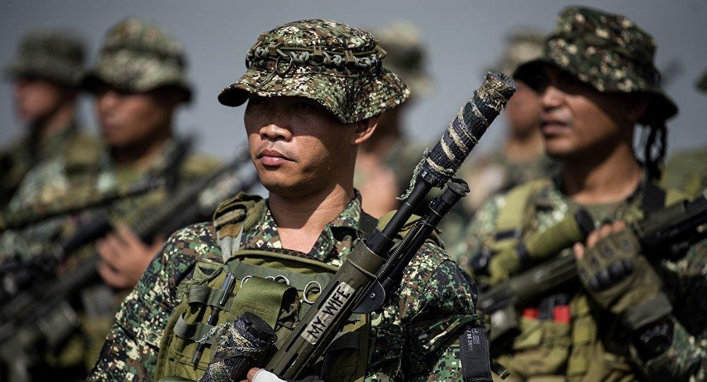 菲律宾共产党叛乱分子宣布停火