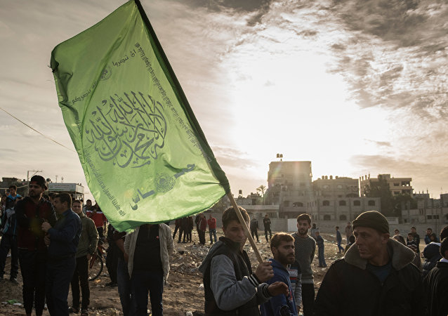 以军逮捕30多名巴勒斯坦人包括哈马斯领导人