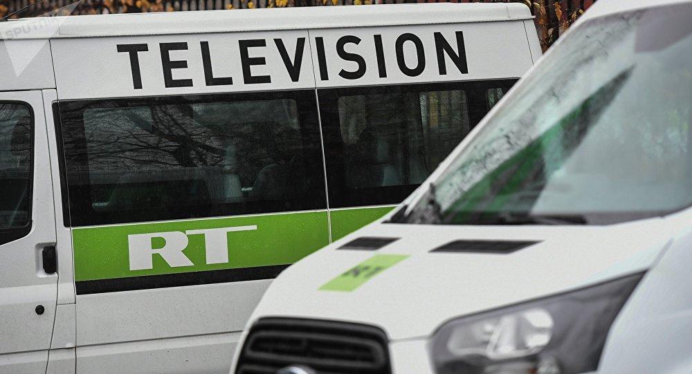 莫斯科將回應倫敦對俄媒體的非法行動