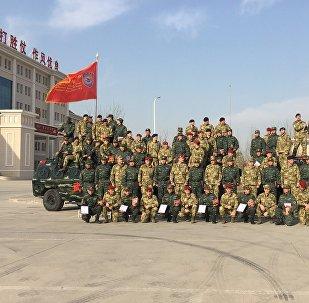 共同反恐:俄中「合作-2017」演訓在中國落幕