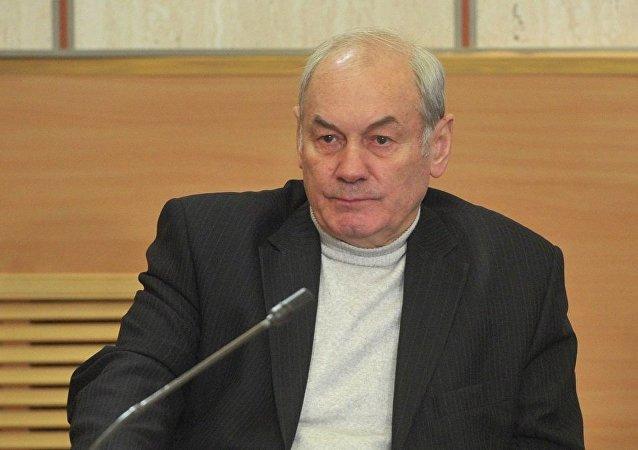 俄罗斯地缘政治问题研究院院长列昂尼德∙伊瓦绍夫
