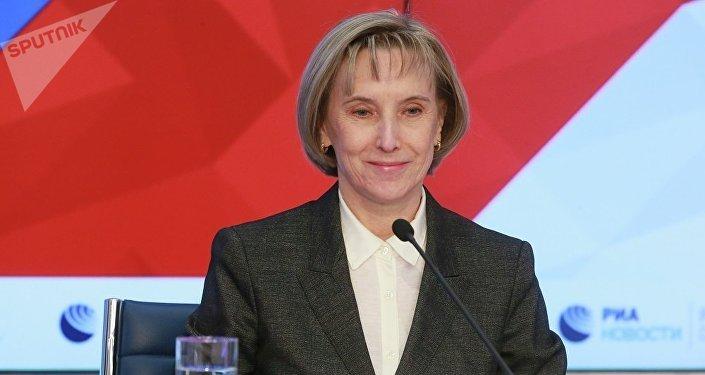 俄罗斯联邦教育和科学部副部长柳德米拉·奥戈罗多娃
