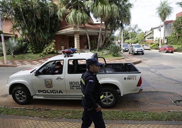 巴西最重要的通缉犯已在巴拉圭被扣押