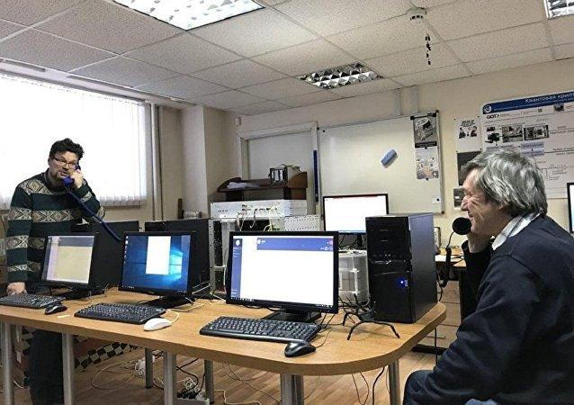莫大物理學家們製造並實際檢驗新型防竊聽量子電話