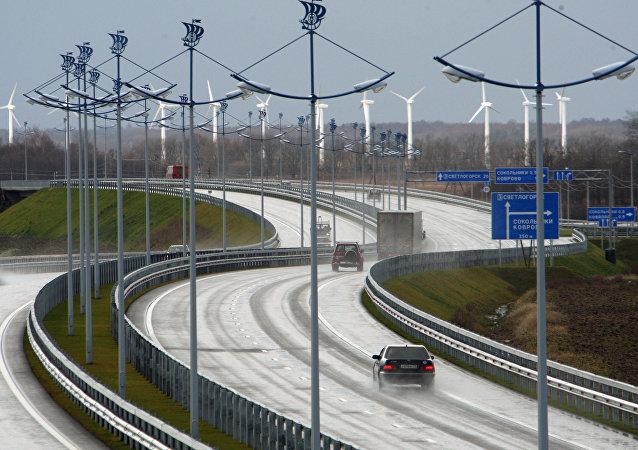 中國新汽車在俄羅斯市場5月銷量增長17%