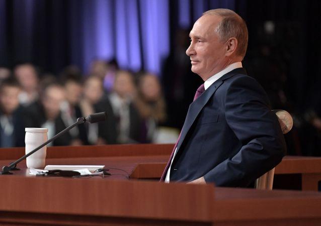 俄羅斯開通2018年總統選舉社會調查專門網站