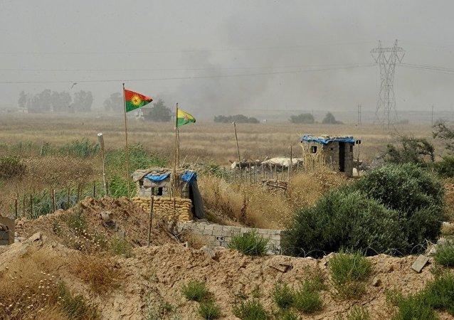 库尔德工人党的闭塞点