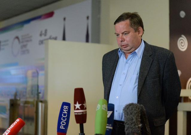 俄羅斯駐的黎波里大使伊萬∙莫洛特科夫