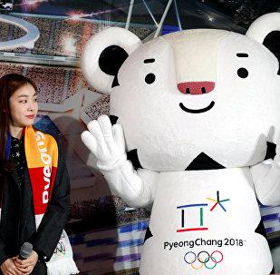 韓國平昌期待俄羅斯的奧運健兒