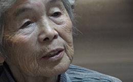 89岁日本老妇痴迷摄影并举办个展
