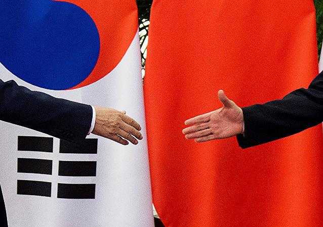 六方会谈韩方团长:在韩朝关系改善背景下韩中合作尤为重要