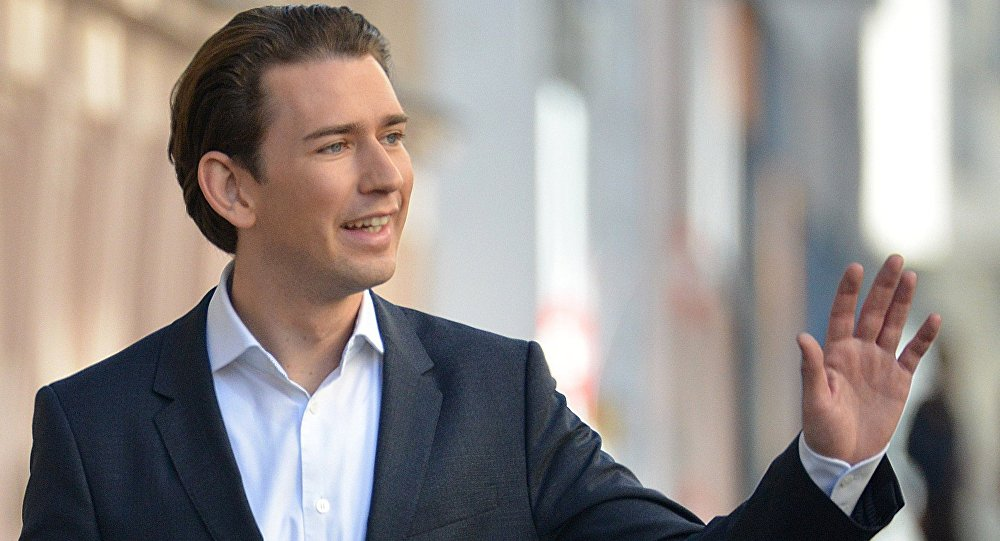 奥地利新政府主张取消反俄制裁