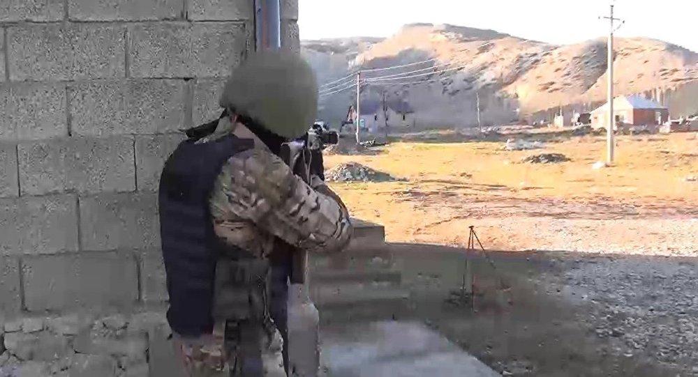 达吉斯坦反恐行动