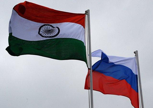 印俄两国正在研究绕过美国军事技术合作领域制裁的路线图