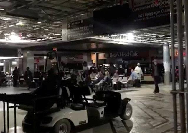 亚特兰大机场断电问题将导致18日又有300架航班被取消