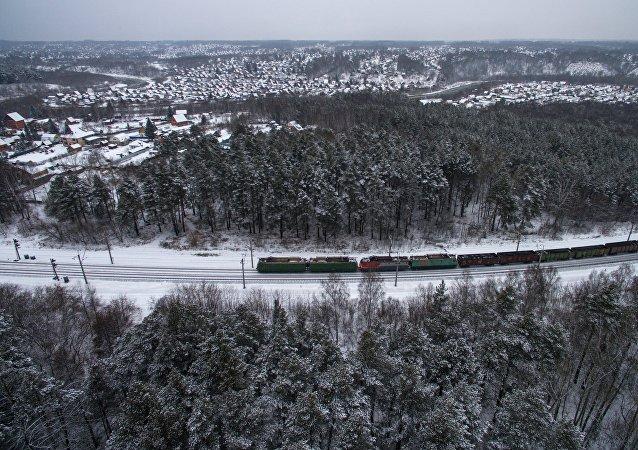 俄罗斯铁路