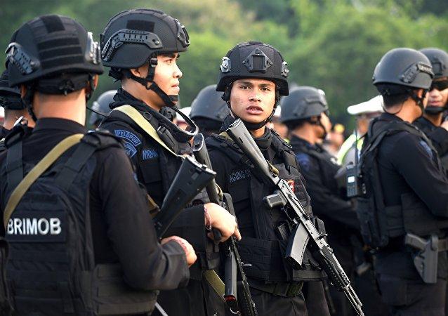 俄专家:为何美国决定与印尼特种部队合作