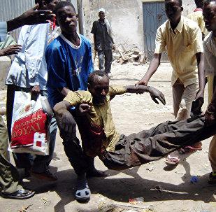 数十人在埃塞俄比亚集会中被炸伤