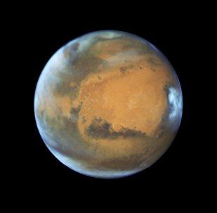 美国航空航天局在火星发现古代有机物