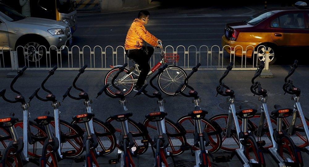 街头犯罪困扰中国共享单车在墨西哥发展