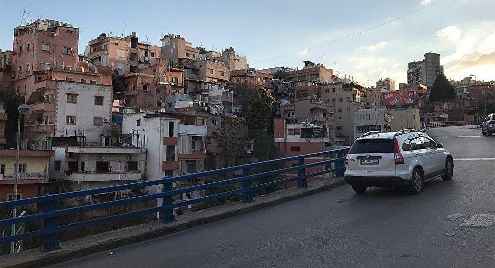 黎巴嫩首都贝鲁特
