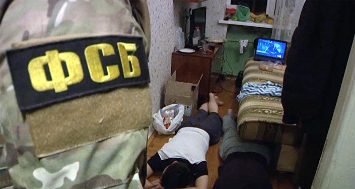 俄情报机关2017年挫败25起恐袭