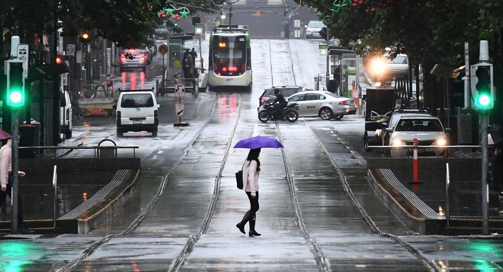 澳大利亚恶劣天气导致近2万户家庭断电