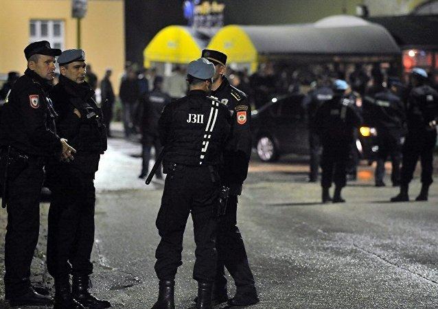 6名波黑战争罪嫌疑人被警方逮捕