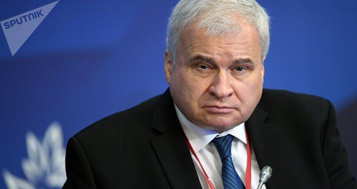 俄羅斯駐華大使安德烈·傑尼索夫