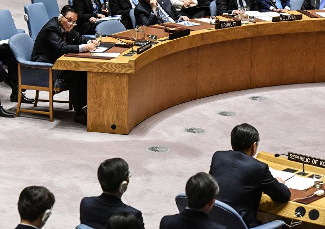 朝鲜指责联合国采用双重标准