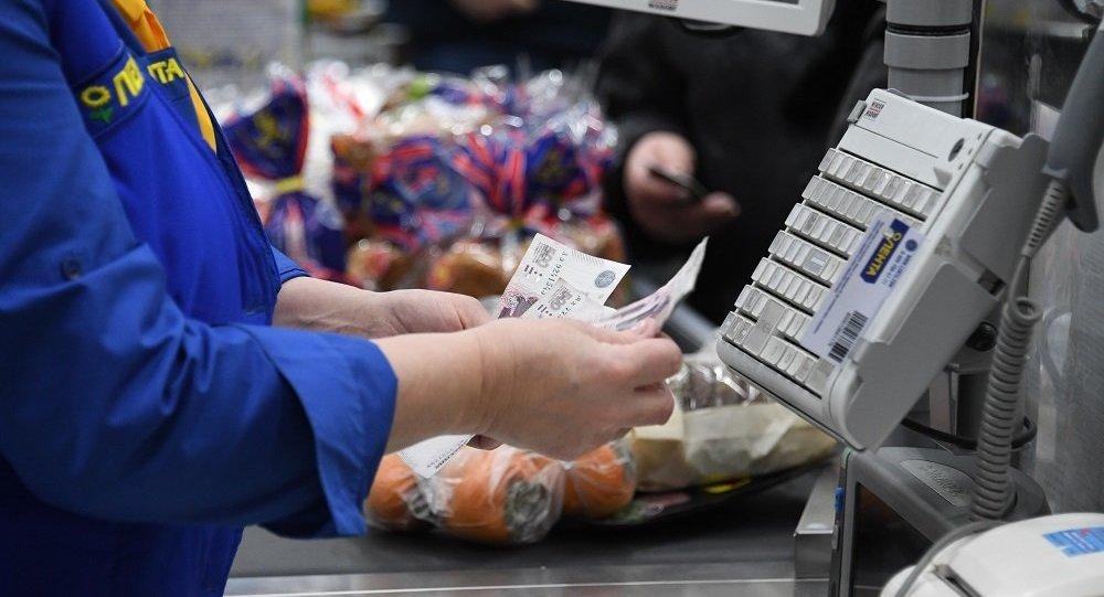 民调:俄罗斯人最担心的是涨价