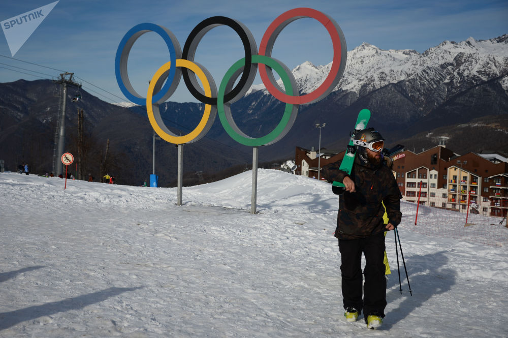 「羅莎庫塔」度假村成為2014索契冬奧會期間的重要景點之一
