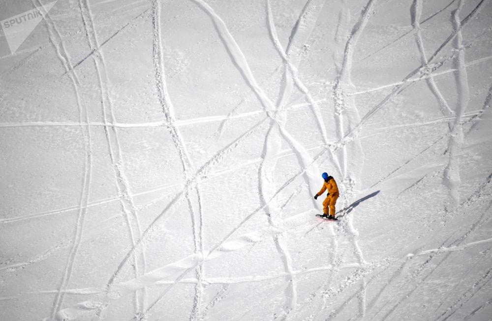 索契「羅莎庫塔」高山滑雪度假村