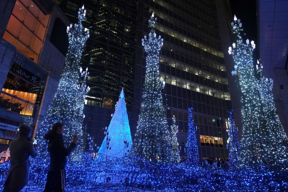 東京聖誕彩燈