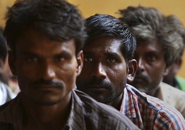 巴基斯坦外交部:该国将向印度移交290名非法捕鱼渔民